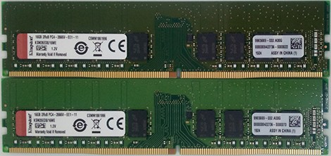 Kingston DDR4-2666 ECC